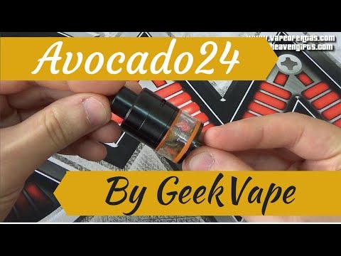 Revision | Avocado 24 RDTA de Geekvape