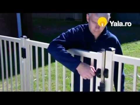Incuietori porti metalice MagnaLatch Side Pull - Yala.ro