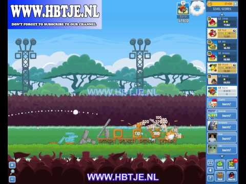 Angry Birds Friends Tournament Level 2 Week 73 (tournament 2) no power-ups