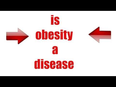is obesity a disease