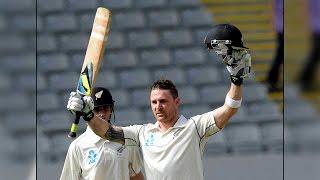 Brendon McCullum hits fastest Test century against Australia