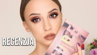 HUDA BEAUTY NEW NUDE { TEST PALETY }