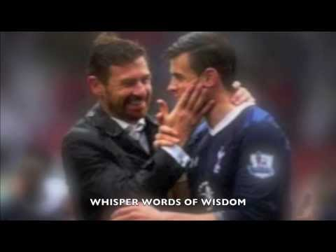 An Ode To AVB - AMAZING! Andre Villas Boas Chant Tottenham Hotspur COYS Song