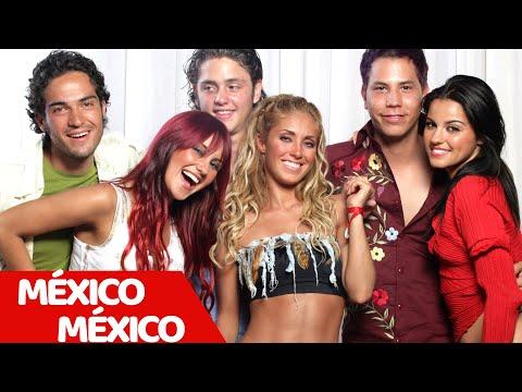 México, México - RBD