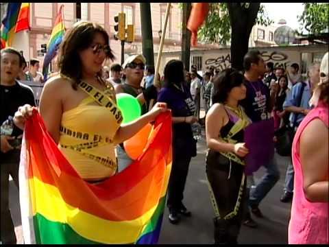 Ángulos: Marcha Lesbianas