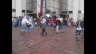 Locos Y Locaina En Danzas Nacionalistas-Encuentro Nacional