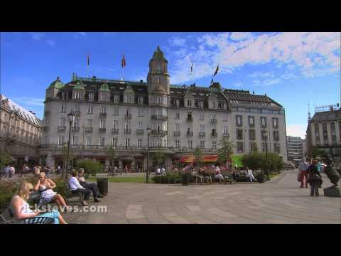 Oslo, Norway: Good Living on the Fjord