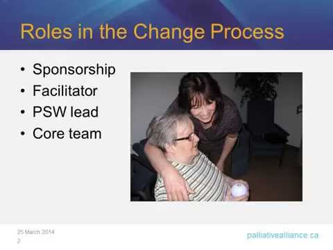 Post-Event Workshop #6 - Developing a Palliative Care Program