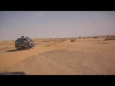 Dekanis Tunisie 4X4  Le Toy au Tas HJ 61