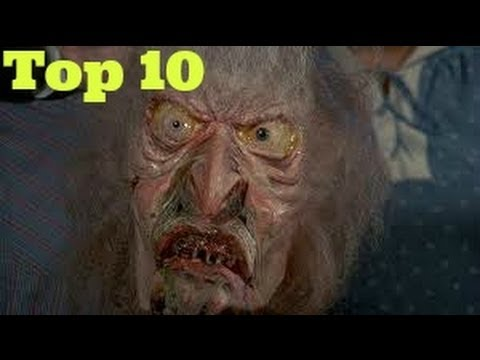 Top 10: Terrible Horror Movies