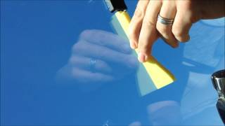 How To Remove Ford Rear View Mirror