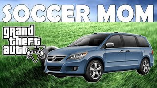 OPERATION SOCCER MOM! (Grand Theft Auto V Funny Moments) [GTA V]