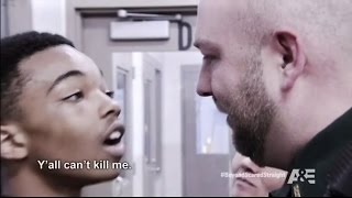 My most favorite Beyond Scared Straight moment.