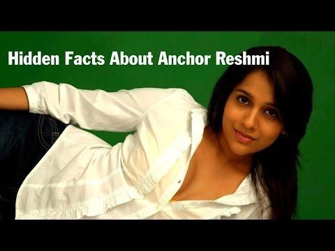 Hidden Facts about Anchor Reshmi : TV5 News