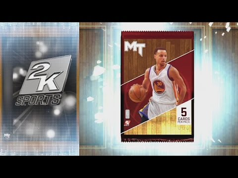 NBA 2K16 PS4 My Team - 1st Pack Opening!