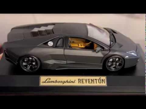 Thế nào là độ xe điều khiển từ xa Lamborghini