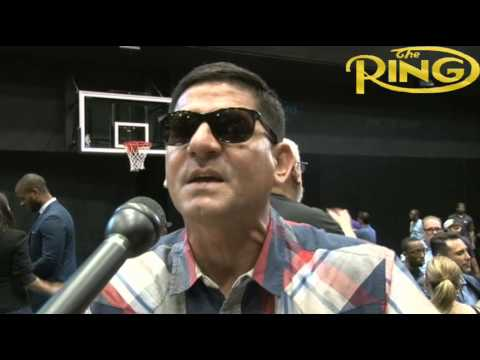 "Angel Garcia: ""Danny will stalk down and destroy Rod Salka"""