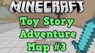 Minecraft Xbox 360 + PS3 Custom Map (Toy Story) #3