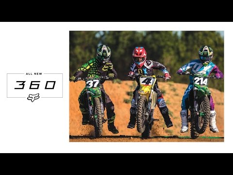 Fox MX17 | 360 Racewear | NEW LOOK, TIMELESS HERITAGE