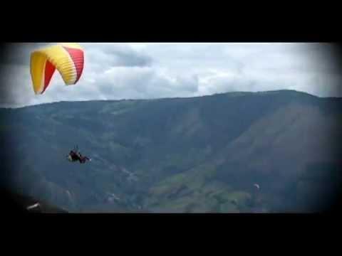 Recomendaciones para volar en parapente
