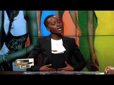 Lupita Nyong'o Interview Part 1