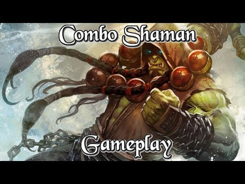 [Top 93 Legend] Gameplay: b787's Midrange Combo Shaman (Hearthstone Guide How To Play)