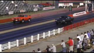 1969 GTO Judge Vs 1970 Hemi Road Runner