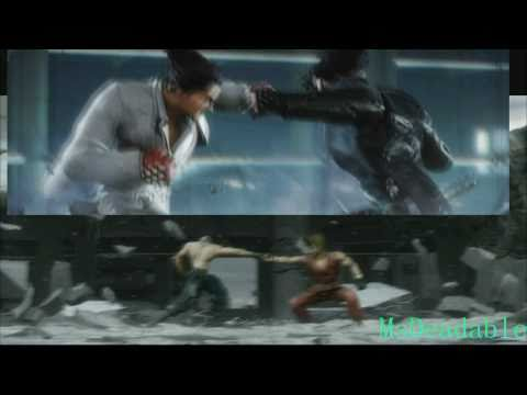 Tekken 5 and 6 - This is war,