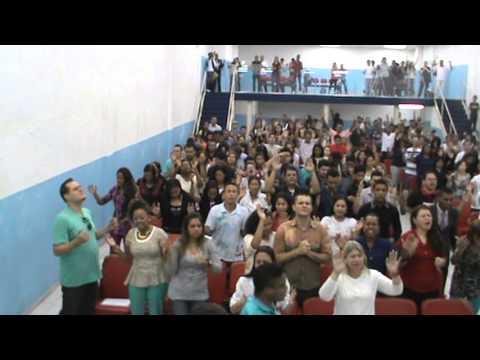 IGREJA INTERNACIONAL DA GRAÇA DE DEUS EM SANTANA PARTICIPAÇÃO DE LOUVOR DE PINHEIROS SP