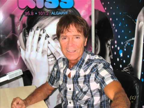 Sir Cliff Richard @ KissFm Algarve
