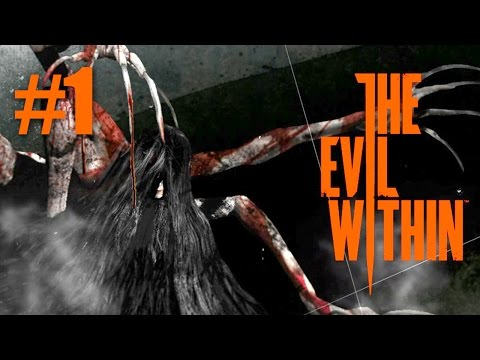The Evil Within - Gameplay - Part 1 (E3 Demo)