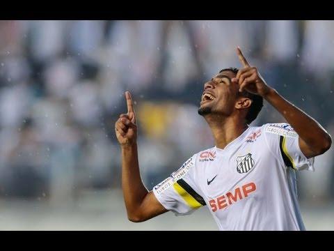 Santos 3-2 Penapolense