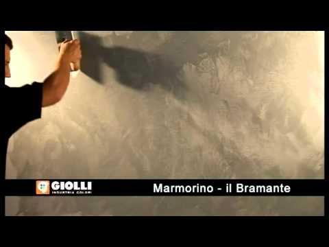 Giolli - tynk dekoracyjny Marmorino i farba dekoracyjna Il Bramante