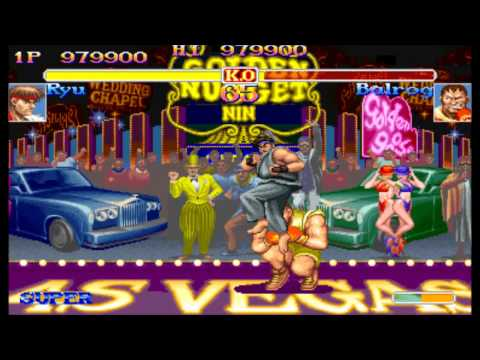 Hyper Street Fighter 2-  Ryu TAS/TAP 4
