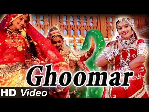 Ghoomar Dance - New Rajasthani Traditional Song 2014 - Full HD Video - Nutan Gehlot - Latest songs