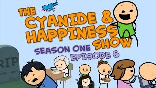 The Depressing Episode - S1E8 - Cyanide & Happiness Show - INTERNATIONAL RELEASE