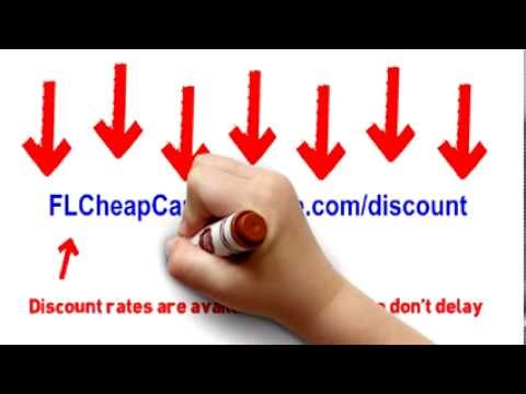 Finding low cost Auto Insurance Florida is now easy. With ...