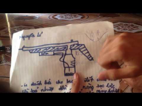 hướng dẫn làm súng cồn chi tiết P1