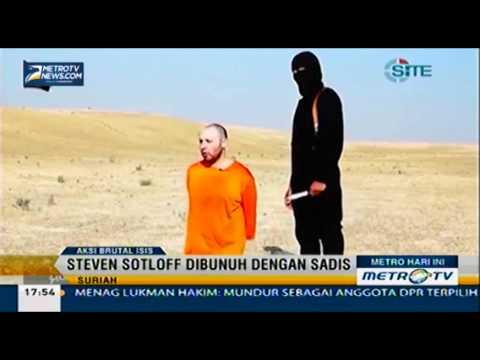 Lagi, ISIS Bunuh Jurnalis Amerika