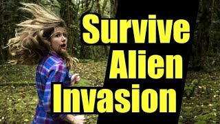 What To Do If Aliens Attack