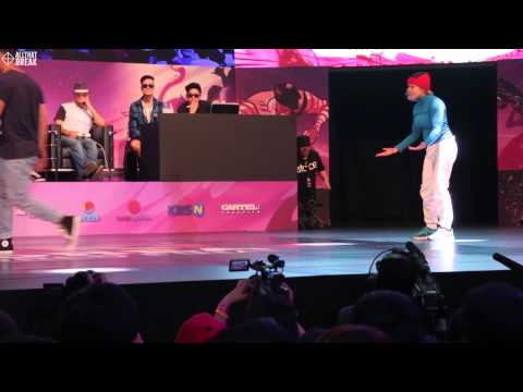 LIL ZOO v ROXY / TOP16 / R16 2014 Final Bboy 1 on 1 / Allthatbreak.com