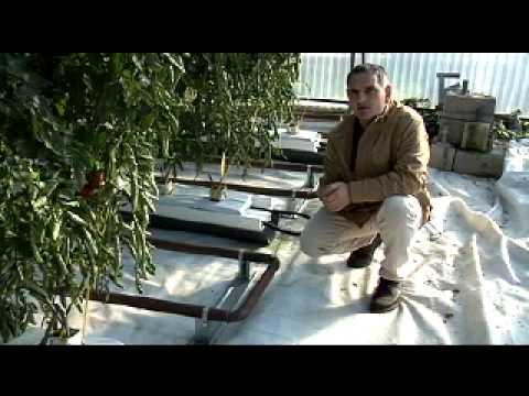 Neiker - Energía Alternativa para calentar invernaderos - Teknopolis