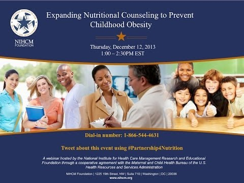 Expanding Nutritional Counseling to Prevent Childhood Obesity