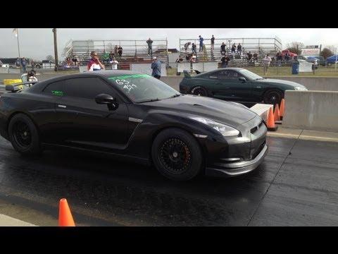LIVE Drag Racing - TX2K13