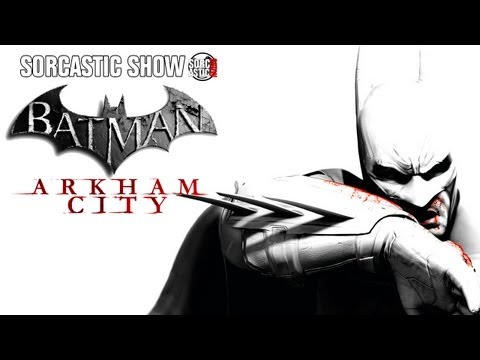 Пара слов о Batman: Arkham City
