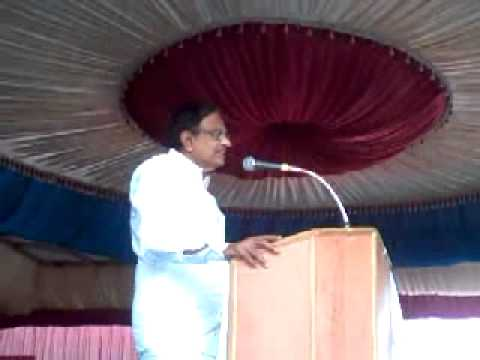 Finance MinisterHon P Chidambaram Speech in Makila Congress Public meeting in karaikudi