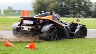 KTM X-Bow Action am Red Bull-Ring
