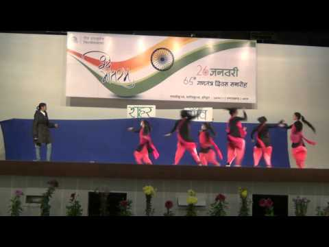 26 Jan 2014 Cultural Celebration Shahar Mein Ye Desh Hai Veer By DSVV Sanskriti Kalaa Group film by