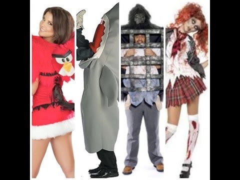 Disfraces caseros 2014 10 ideas originales carnaval y - Disfraces caseros adultos ...