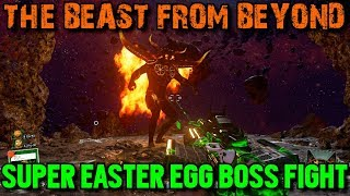 The Beast from Beyond: Super Easter Egg Boss Fight - 1st Attempt!!!